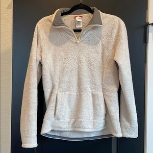 North Face women's fleece pullover